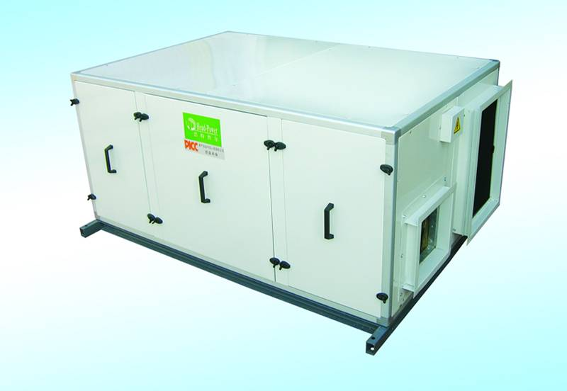 Heat and Energy Recovery Ventilation Units (HRVs, ERVs)