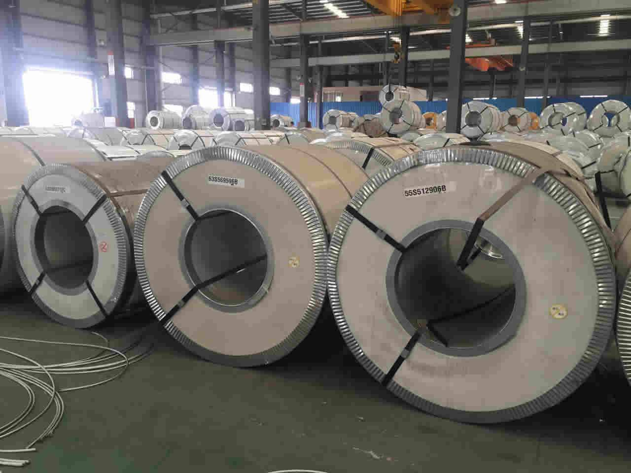 Hot Sale High Quality AISI 304 Stainless Steel Sheet And Coil