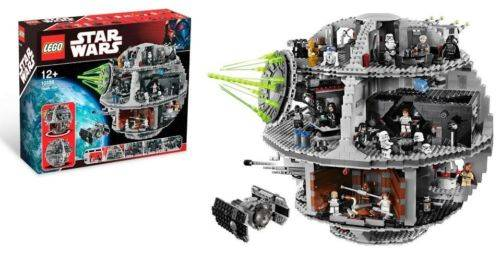 Original Lego Star Wars Death Star 10188