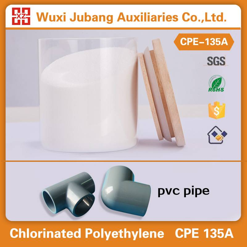 chlorinated polyethylene cpe135a for pvc pipe