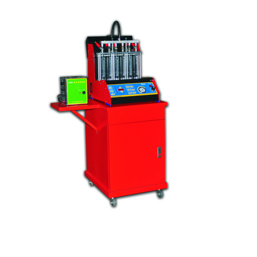 Automatic Fuel Injector Cleaning & Testing Machine LW-6H