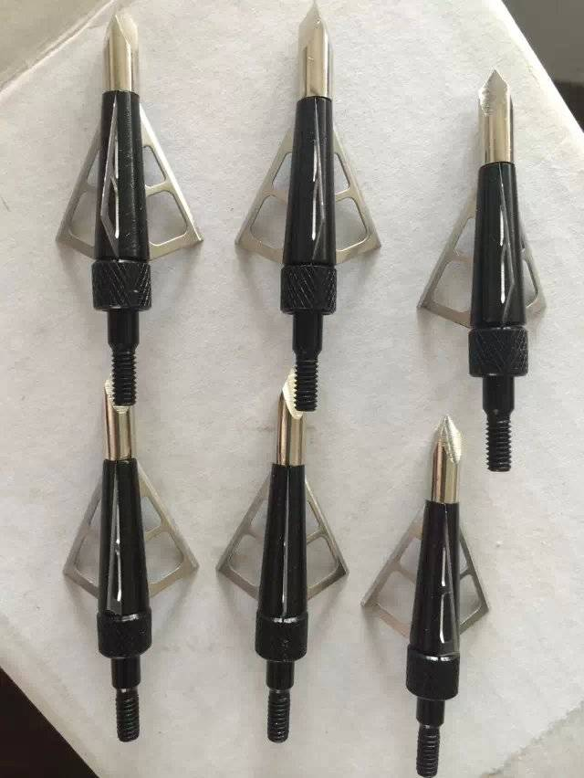 Broadheads/Arrow Point/Bowfishing Points