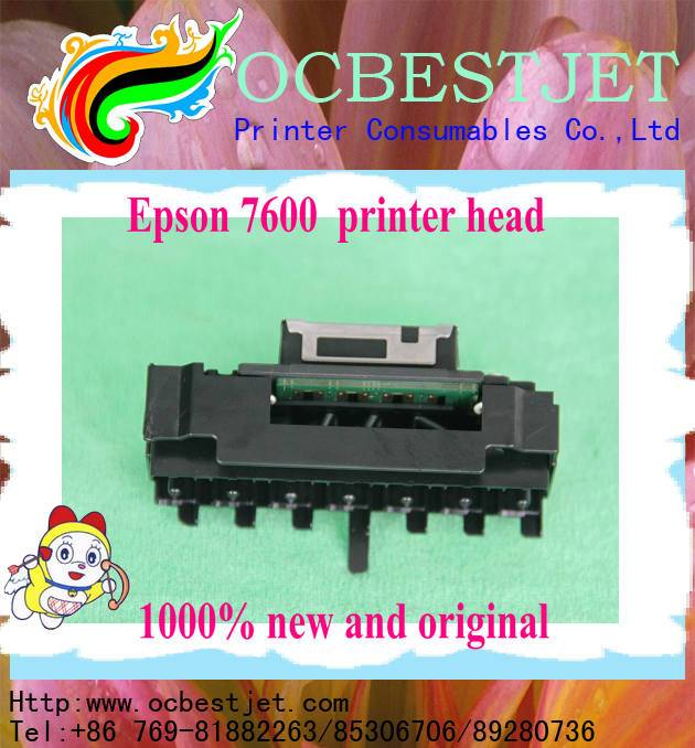 100% Oringinal High Quanlity Printer Head for Epson 7600 9600 printer head--In the promotion