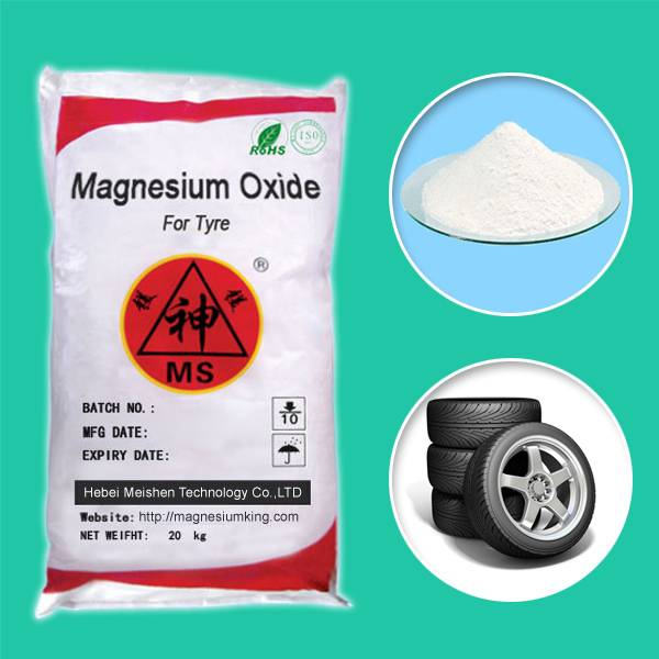 Magnesium Oxide for Wire&Cable