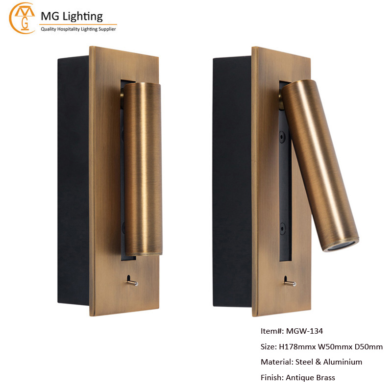 MGW-134 Wall Sconce