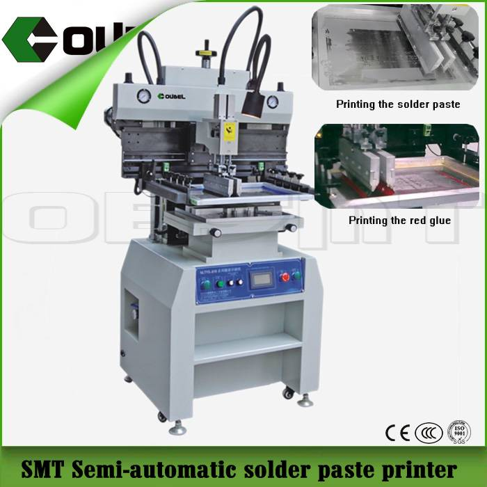 Stencil printer ,smt solder paste screen printer