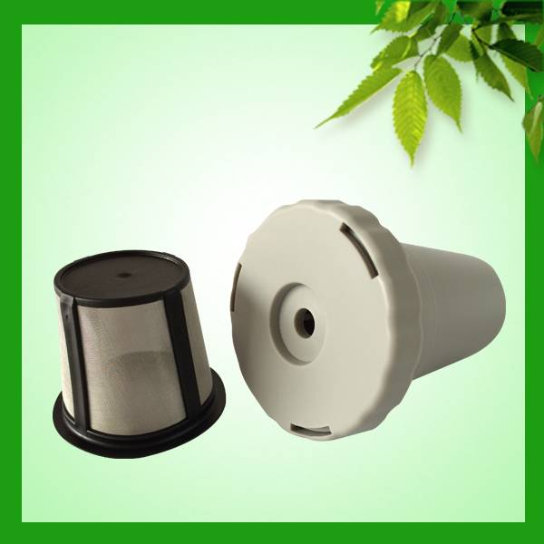 2015 new PP material keurig k-cups filter set with BPA free