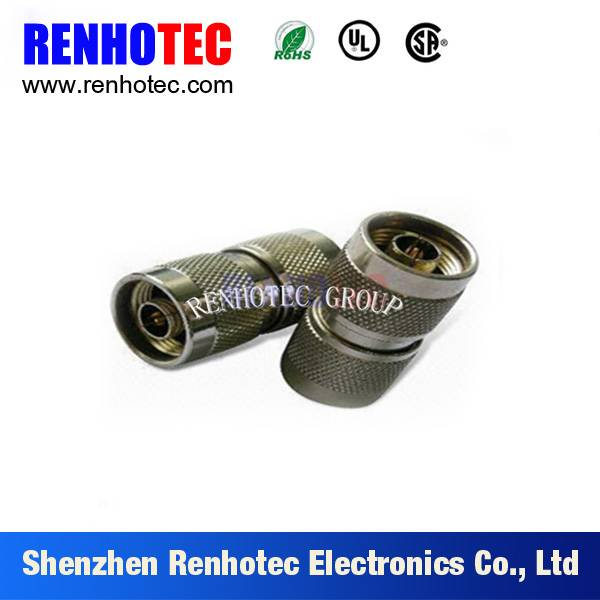 High quality N male connector for rg8 cable