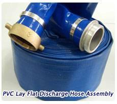 PVC HOSE--PVC Layflat Water Discharge Hose