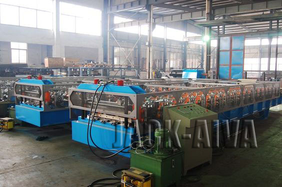 Metal Roof sheet Machine