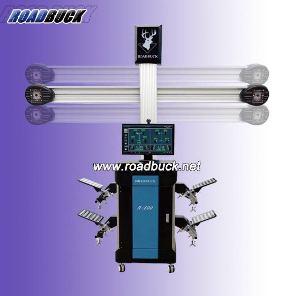 Road Buck 3D wheel alignment/car wheel alignment