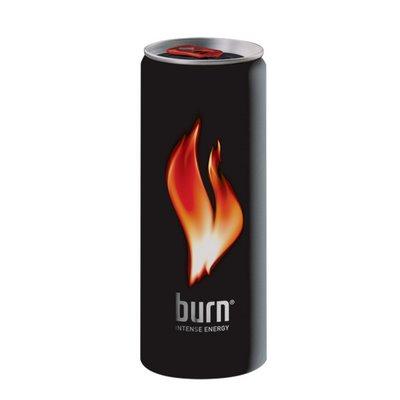 Burn Energy Drink ml 250ML Cans