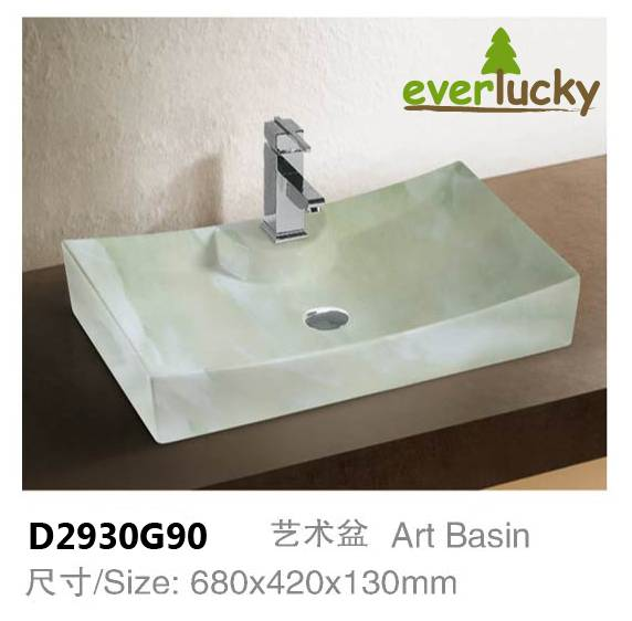 Ceramic Art Basin With Excellent Quality And Price D2930G90