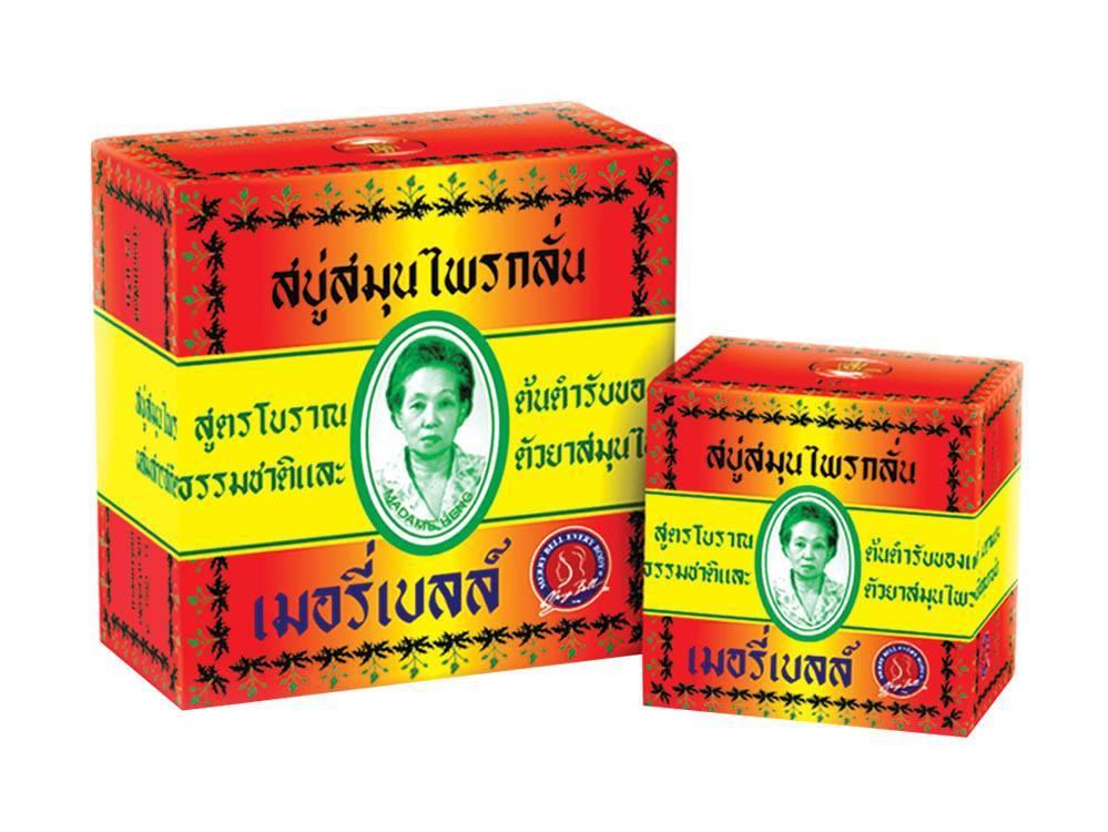 Madame Heng Original Herbal soap