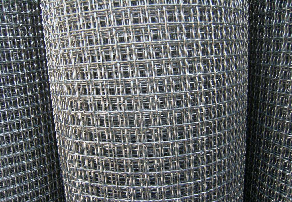 8 years factory Quarry Screen Mesh for Mining