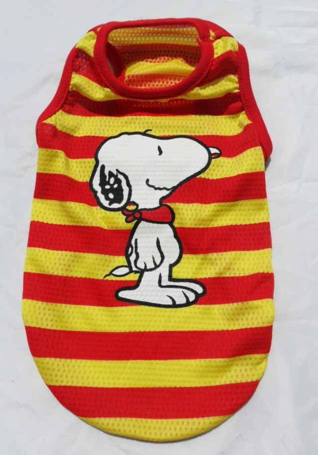 Summer dog vest