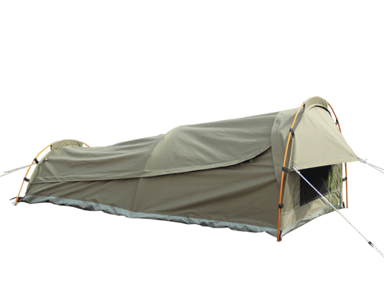 Single Swag Tent CAST01-1 Single Swag Tent ManufacturerSwag Tent Manufacturer