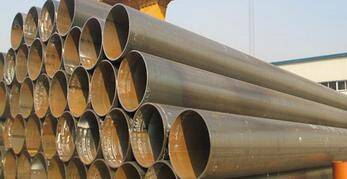 ASTM A 572 Welded Steel Pipes