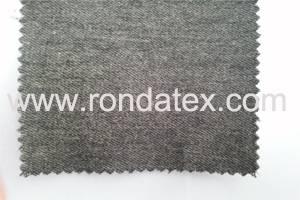 Pre oxidized fiber blend non combustible fabric