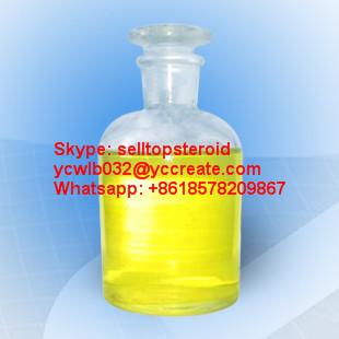 99% Purity Boldenone Steroids Boldenone Undecylenate yellow liquid