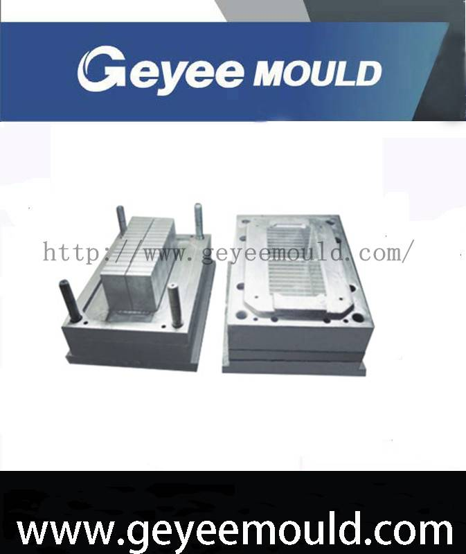 plastic battery case mould