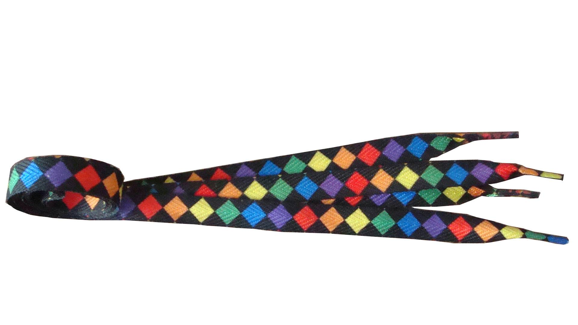 color printed shoelace