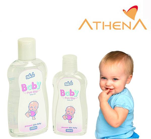 Gentle Skin Care 100% Natural Oil for Baby
