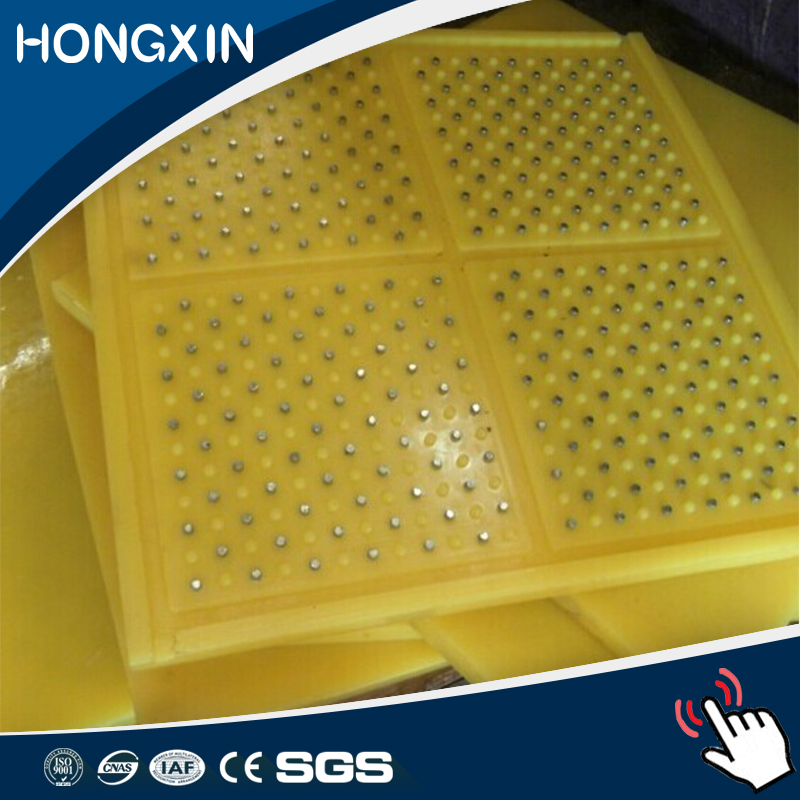 wear resistant Drill Rotary Table polyurethane Anti-Slip Mat