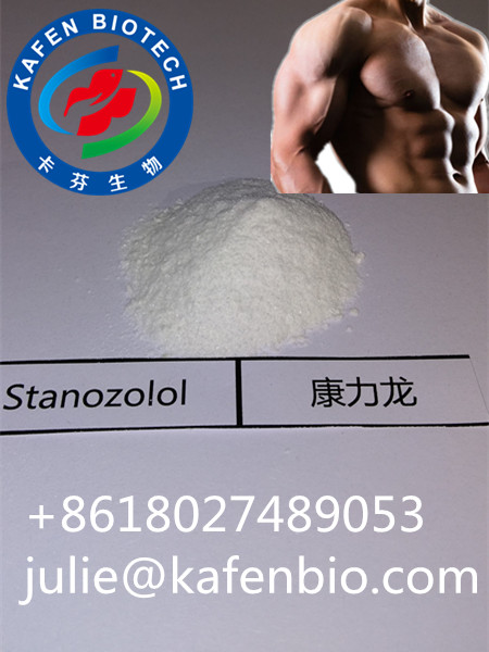 Legit Steroid Powder Winstrol Stanozolol For Muscle Building 10418-03-8