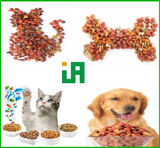 china hot sale pet food machine