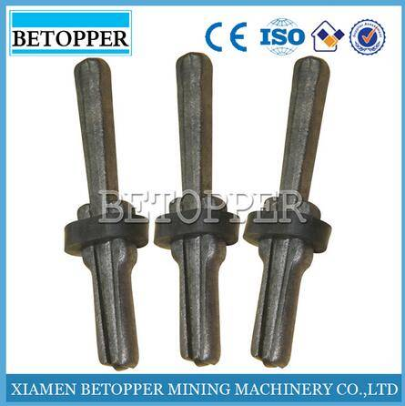 Diameter 16mm splitting wedges