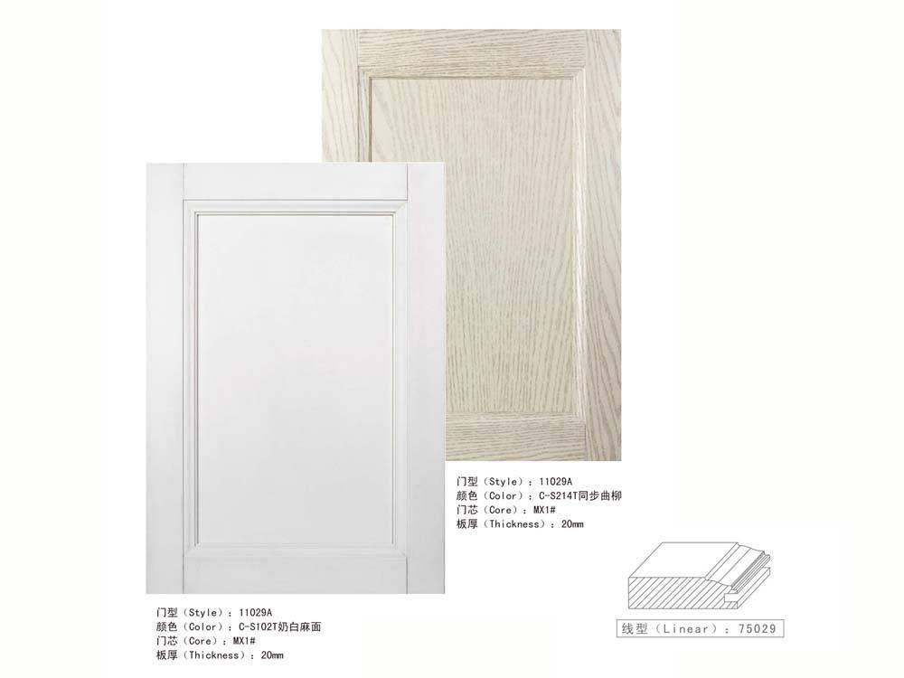 Kitchen Cabinet Door Materials Gallery Doors Design Modern