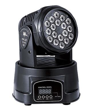 3W18 LED MOVING HEAD