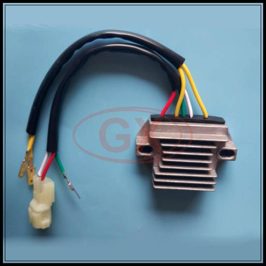 Motorcycle Rectifier KTM SX F SMR 07-14