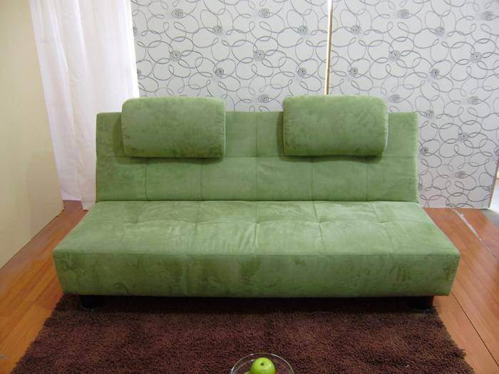 FB-65 Sofa bed with two big pads from China