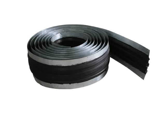Steel Edged Putty Rubber Waterstop