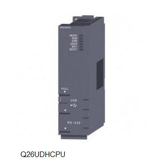 Mitsubishi Q-series CPU module Q26UDHCP