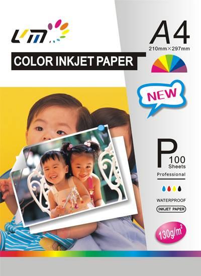 130g matte inkjet paper