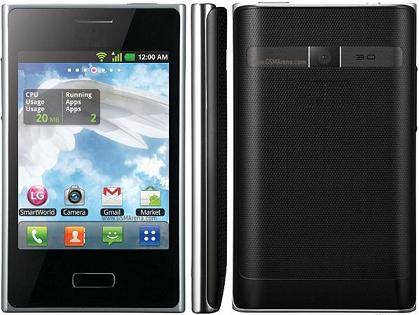 3G Android Branded mobile phone Optimus L3 E400
