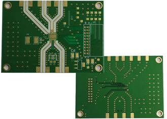 Multilayer 4003 Rogers PCB , Immersion Gold Printed PCB Board