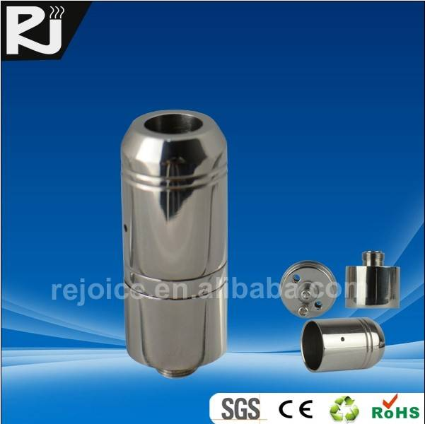 SAW2 High Quality Stainless steel rebuildable DIY Atomizer,better than EGO, can adjust heating coil