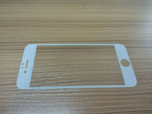 Anti-shatter full cover glass screen protector for iphone 6/plus with high quality, 9H hardness