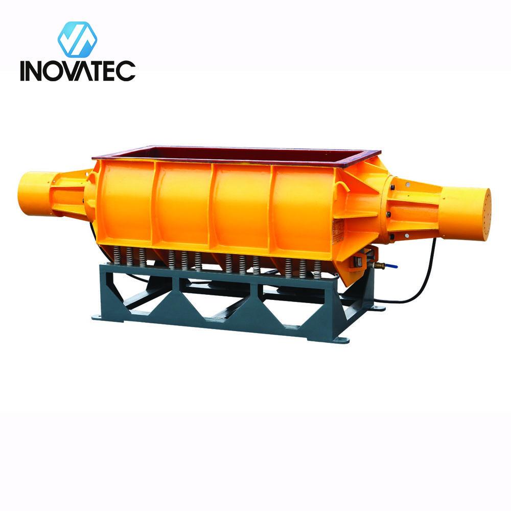 Trough vibrator - Ceramic Exhaust Polishing Machine