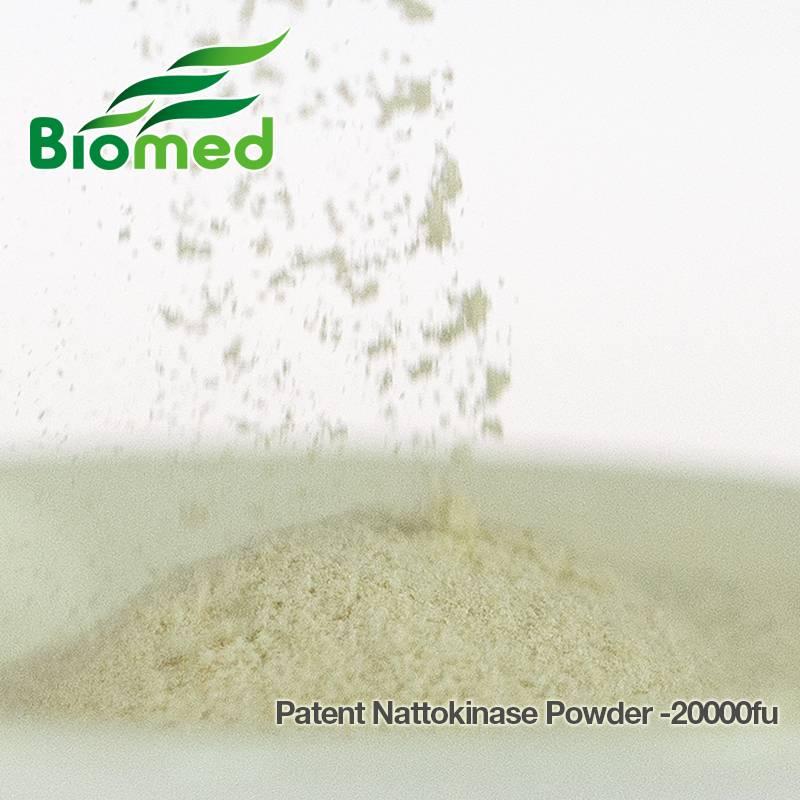 Nattokinase 20000fu/g without odor