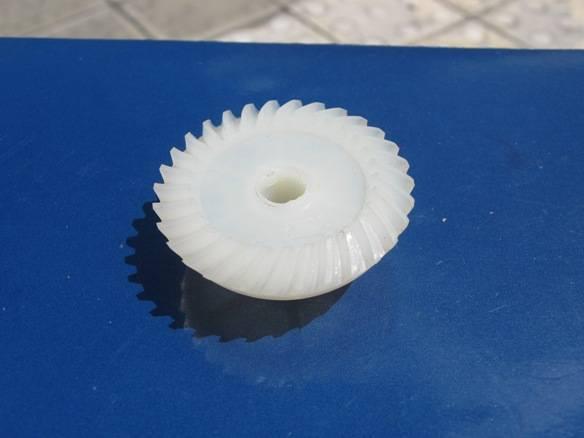 plastic spiral bevel gea