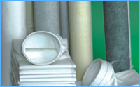 dust collecting filter bag