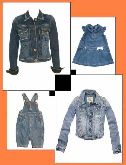 Denim Jeans & Jackets