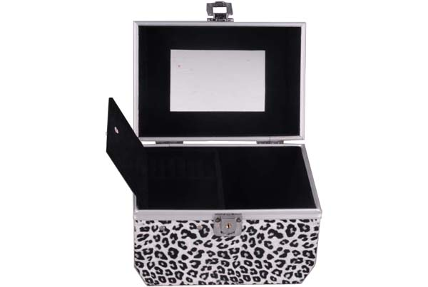 Jewelry Case with Departments