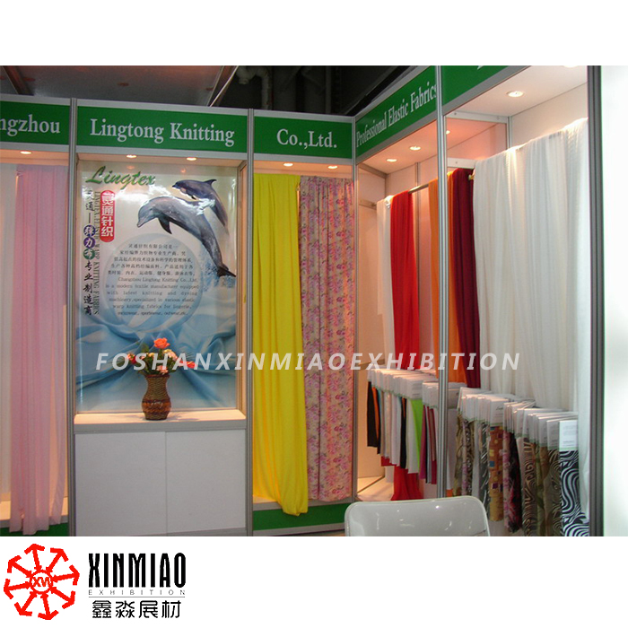 Trade Booth 3x3M for Clothes display