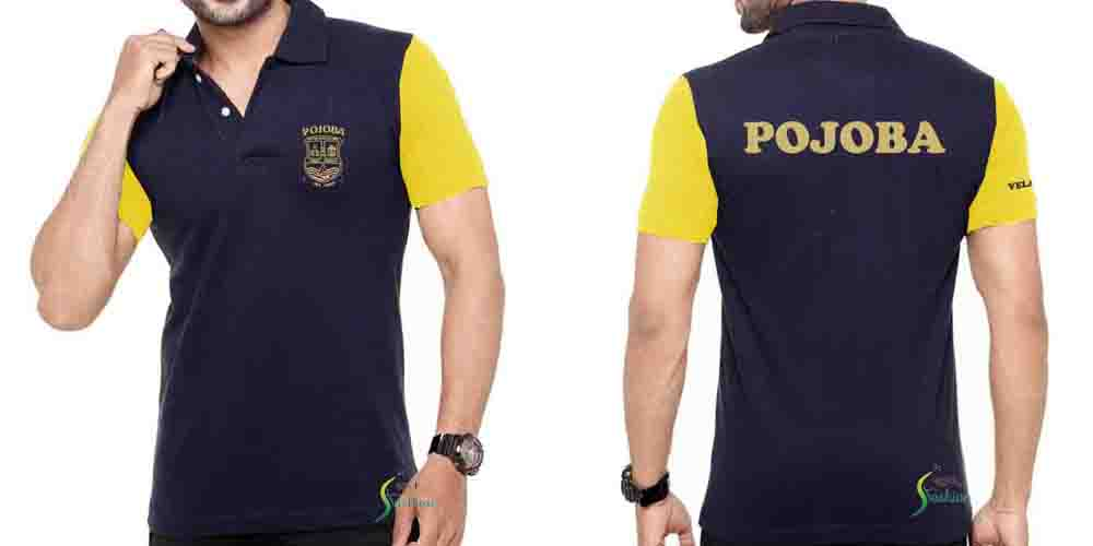 Corporate Collar T-Shirt